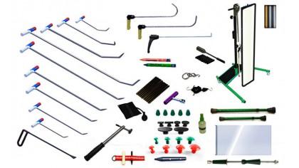 Комплект PDR инструмента 67 предметов (101067S)