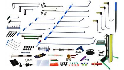 Набор профессионального PDR инструмента (121 предмет).