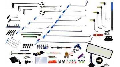 Комплект профессионального PDR инструмента 120 предметов