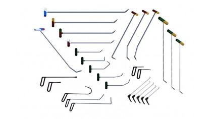 Комплект инструмента Platinum 02014
