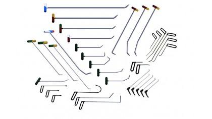 Комплект инструмента Platinum 02015