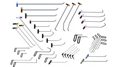 Комплект инструмента Platinum 02017