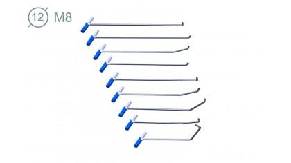 Набор инструмента со сменной насадкой 9 шт. 02025
