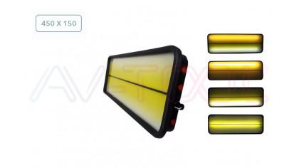 LED плафон малый 04013