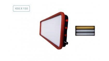 LED плафон малый 04048