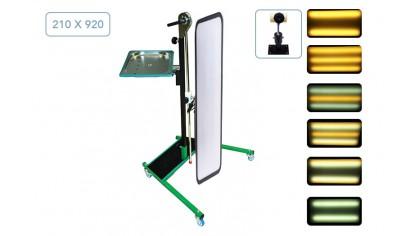 Лампа стационарная 5-ти полосная 04060