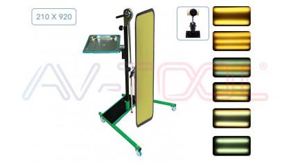 Лампа стационарная 5-ти полосная 04061