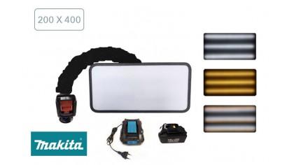 Большая мобильная аккумуляторная лампа (Макита) 04081