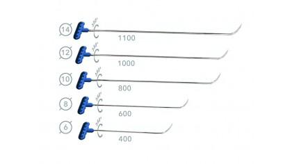 Комплект универсальных крючков АРТ 1-05R