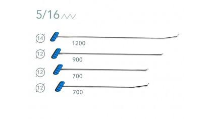 Комплект крючков со сменной насадкой 4-04D