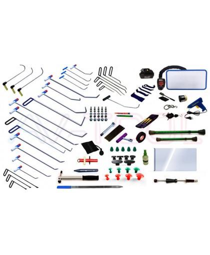 Комплект профессионального PDR инструмента 132 предмета