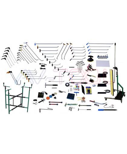 Набор из инструментов для удаления вмятин PDR (439 предметов)