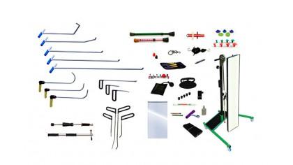 Инструменты для удаления вмятин PDR 88 предметов
