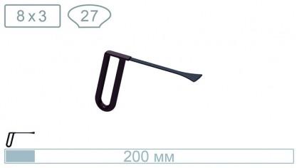 Китовый хвост 18012