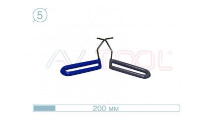 Крюки твистеры 12012-2