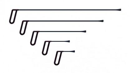 Набор из пяти инструментов для работы под усилителями 18002-5