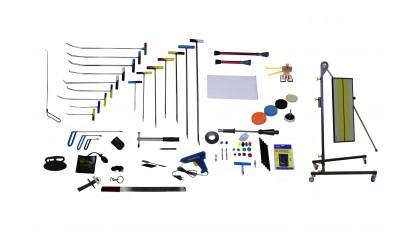 Инструменты для удаления вмятин PDR 70 предметов