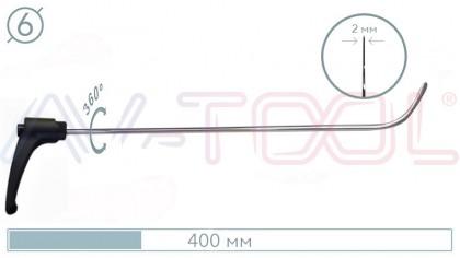 Крючок с ручкой 10053PR
