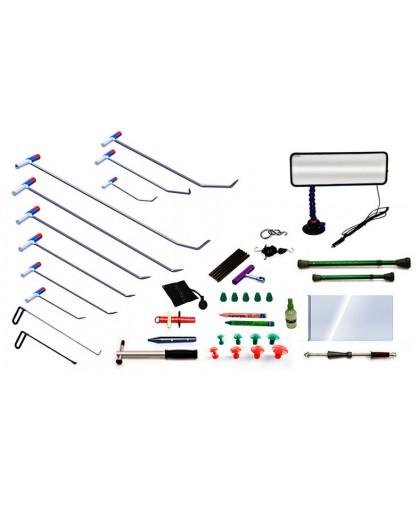 Комплект профессионального PDR инструмента 44 предмета