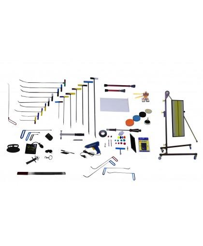 Инструменты для удаления вмятин PDR 74 предмета