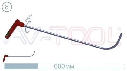 Крючок 09002 A
