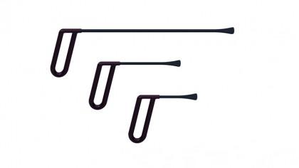 Набор из трех инструментов для работы под усилителями 18004-3