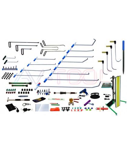 Инструменты для удаления вмятин PDR (128 предметов)