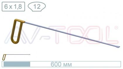 Китовый хвост малый 18030