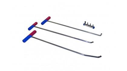Комплект инструмента со сменными насадками Рlatinum 3mini