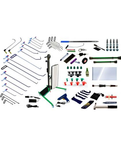 Комплект профессионального PDR инструмента 115 предметов