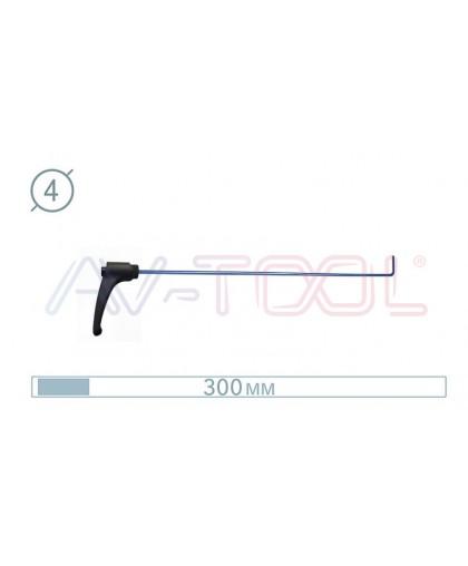 Крючок доводочный 12024