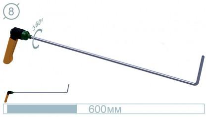 Крючок 09005