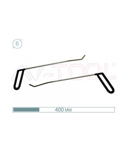 Крюки твистеры 12004-2
