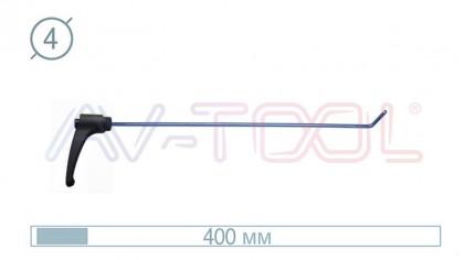 Крючок доводочный 12019