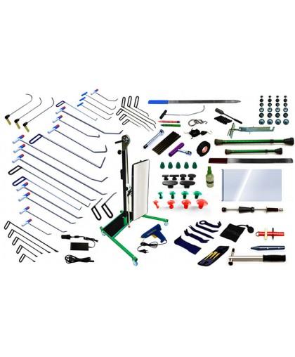 Инструменты для удаления вмятин PDR 125 предметов