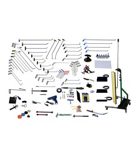 Комплект профессионального инструмента (123 предмета)