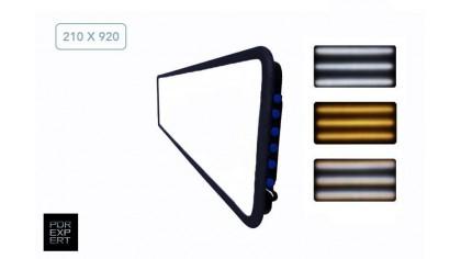 Плафон  6-и полосный  PDR EXPERT (Classic) 04105