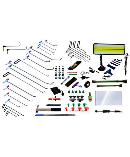 Комплект профессионального PDR инструмента 107 предметов